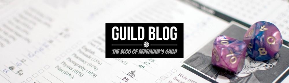 Guild Blog